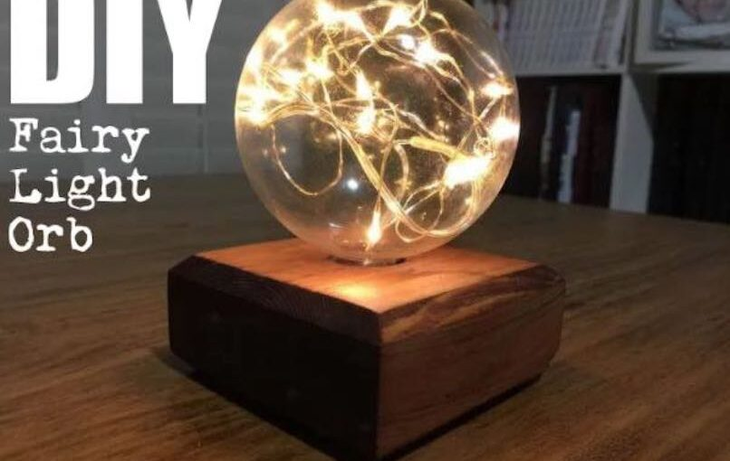 Fairy Light Globe