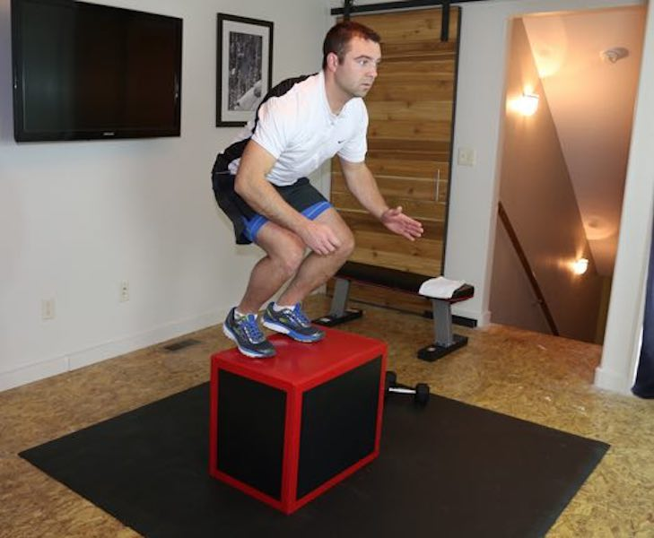Free plans to build Plyometric Box.