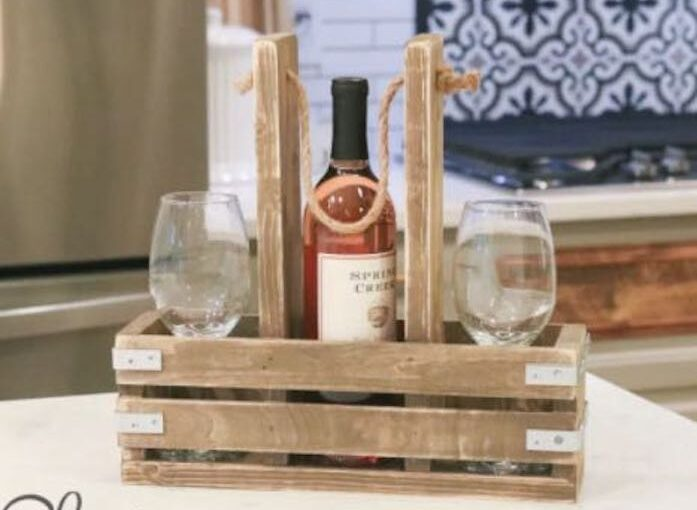 Wine Caddy PDF