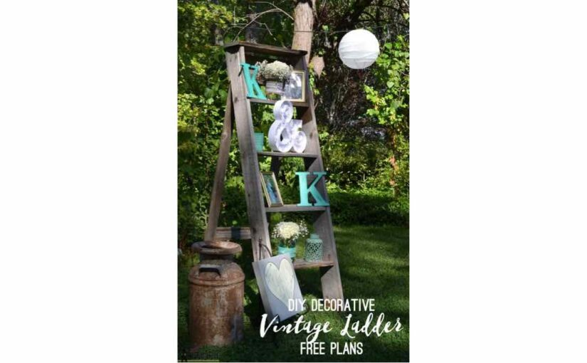 Ladder Shelves PDF