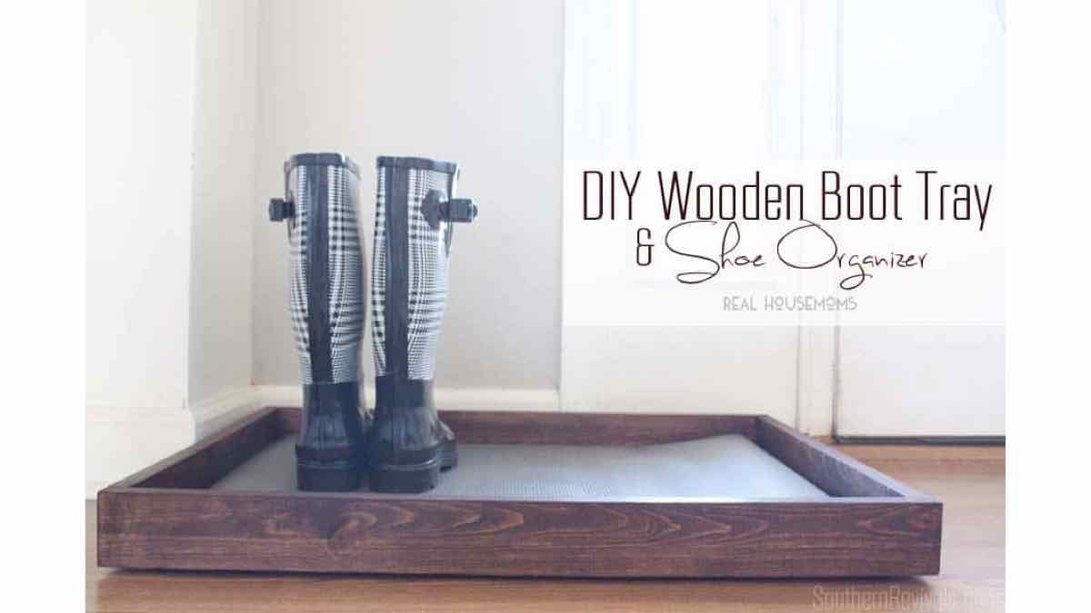boot mats,boot trays,free woodworking plans