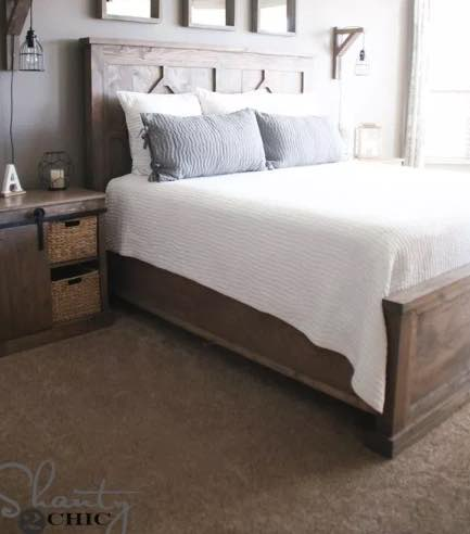 King Size Bed PDF