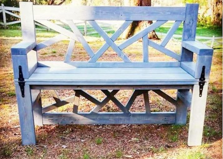 Convertible Bench/Coffee Table