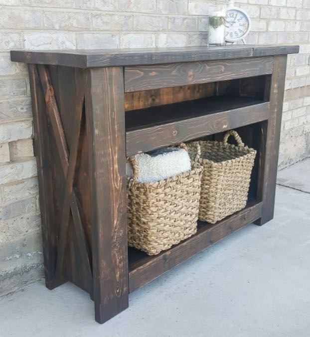 Free plans to build an X Media Console.