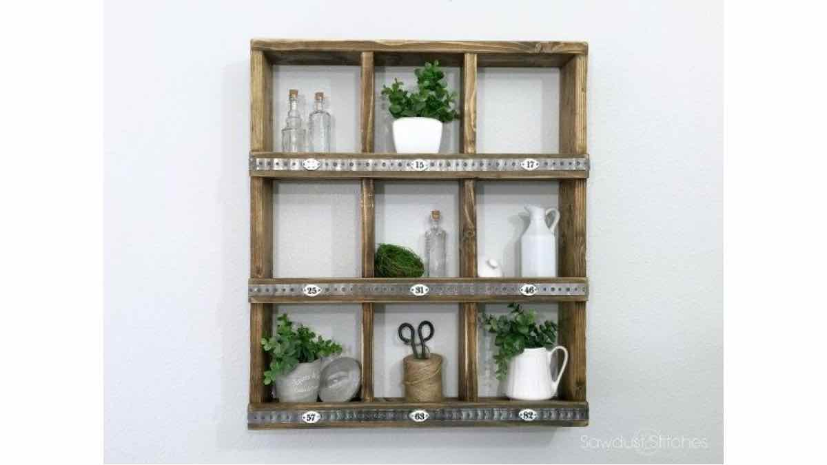 wall cubby,shelving units,wall mounted,diy,free woodworking plans,free projects,do it yourself