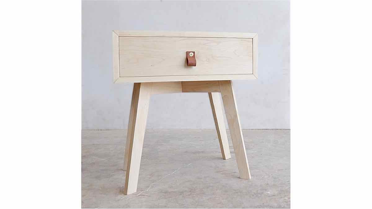 mcm end tables,side tables,furniture,diy,free woodworking plans,free projects,do it yourself