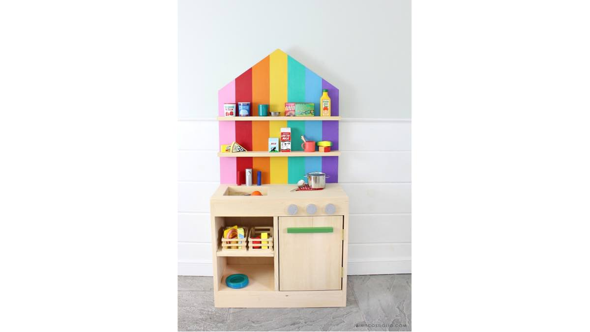 play stove,play kitchens,childrens,diy,free woodworking plans,free projects,do it yourself