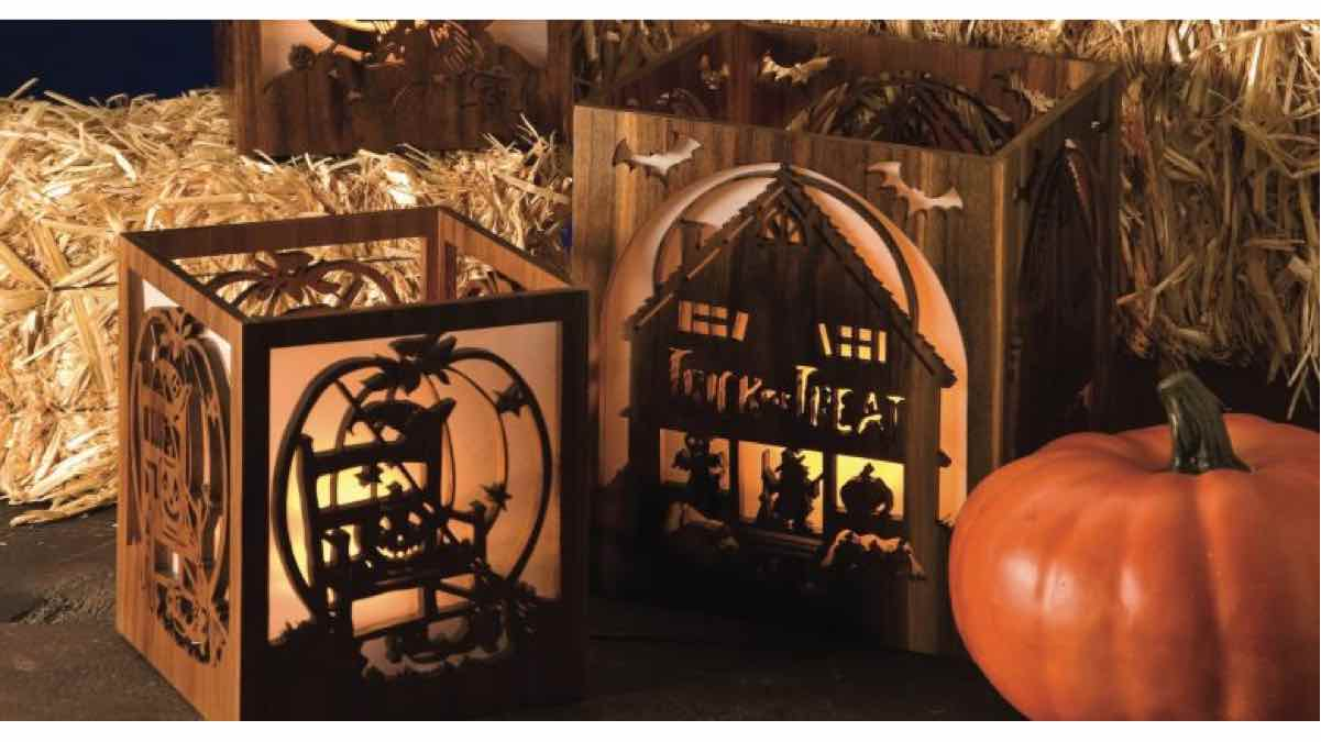 halloween,scroll saws,luminaries,pumpkins,diy,free woodworking plans,free projects,do it yourself