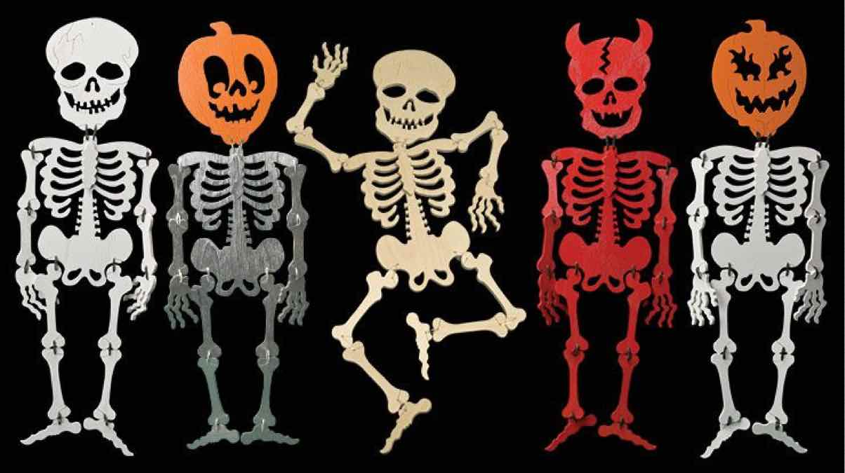 halloween,scroll saws,skeletons,diy,free woodworking plans,free projects,do it yourself