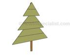 trees,yard art,christmas,diy,free woodworking plans,free projects,do it yourself