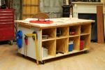 ThisOldHouse ,workbenches,tool storage,workshops,worktables,free woodworking plans,projects,do it yourself,woodworkers