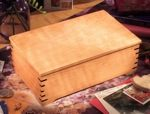 keepsake boxes,jewelry boxes,dovetails,keys,free woodworking plans,projects,patterns
