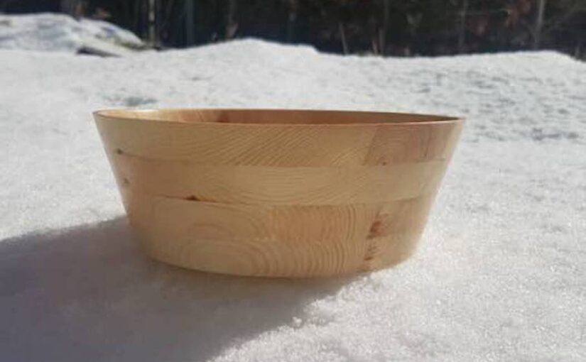 Bandsaw Bowl