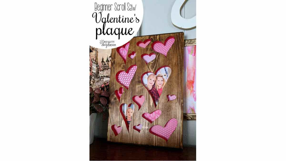 valentines,day,picture frame,scroll saw,plaque,diy,free woodworking plans,free projects,do it yourself