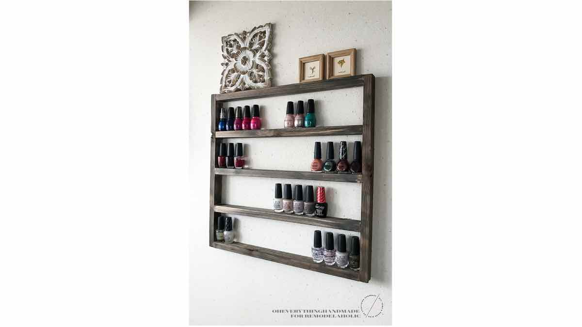 display shelf,display rack,wall mounted,diy,free woodworking plans,free projects,do it yourself