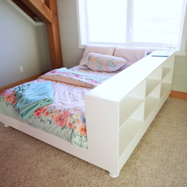 How to build this Platform Bed