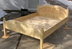 free woodworking plans,projects,patterns,beds,bedroom furniture,bed frame