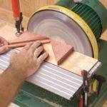 disc sanders,sanding jigs,dowels,free woodworking plans,workshop projects