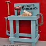 childrens workbench,toys,games,easy,beginners,childs,kids,free woodworking plans,projects,do it yourself,woodworkers