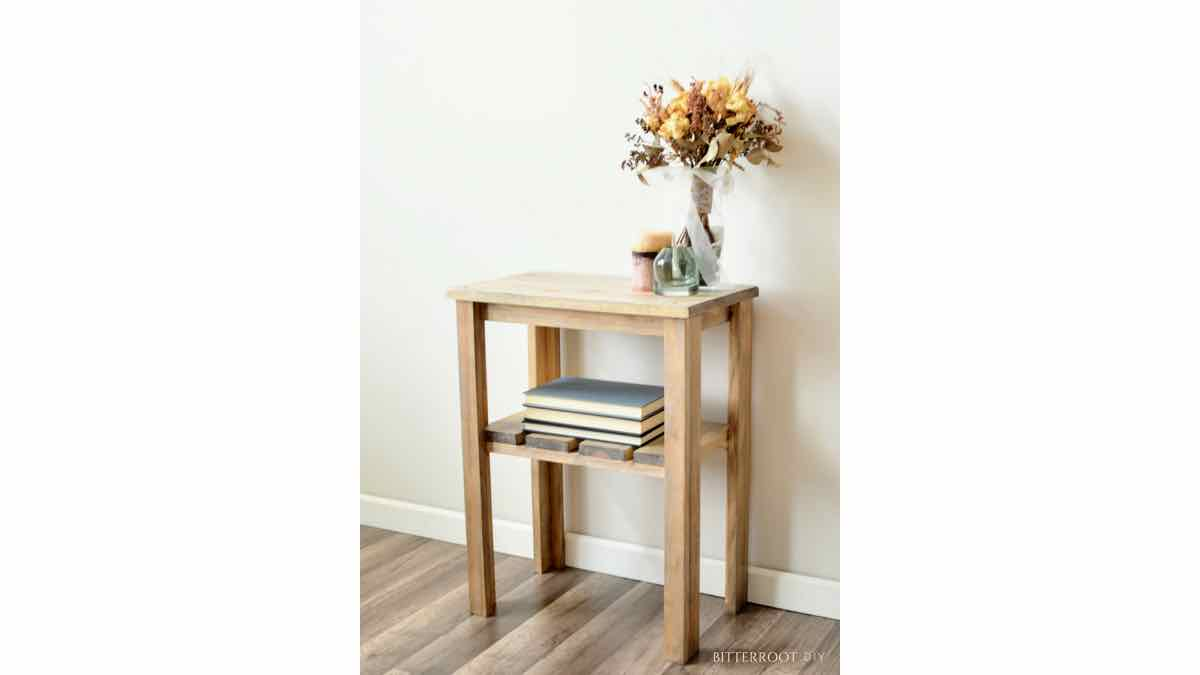 side tables,furniture,diy,free woodworking plans,free projects,do it yourself