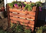 compost bins,composters,outdoors,diy,free woodworking plans,free projects,do it yourself