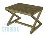ottomans,footstools,furniture,diy,free woodworking plans,free projects,do it yourself