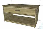 storage benches,mudroom benches,entryway benches,diy,free woodworking plans,free projects,do it yourself