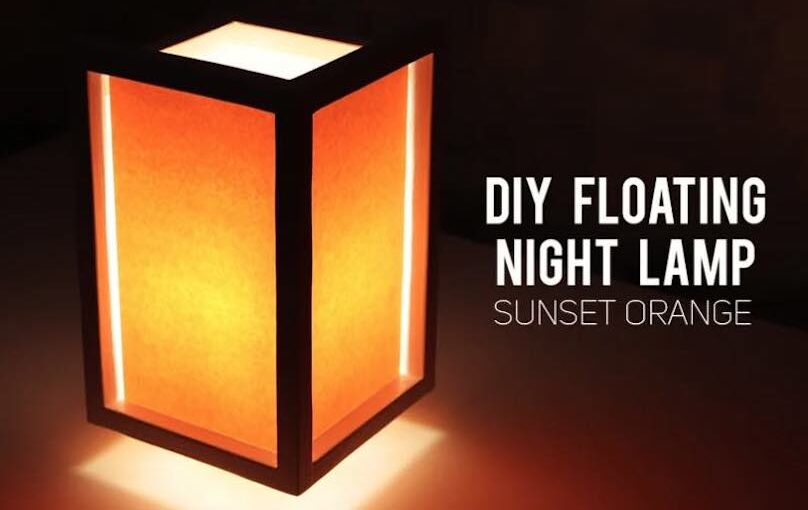 Floating Night Lamp