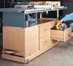 free woodworking plans, projects, workstations, storage, workshop