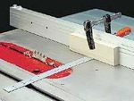 free woodworking plans, projects, workshop, tablesaw jigs, rip fence