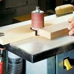 free woodworking plans, projects, sanding, sanders, oscillating, boss