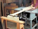 free woodworking plans, projects, sawhorses