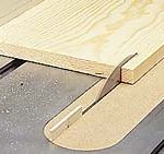 tablesaw jigs, free woodworking plans, projects
