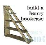bookcase,bookshelves,furniture,diy,free woodworking plans,free projects,do it yourself