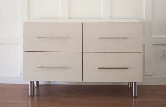 Learn how to build a MCM dresser.