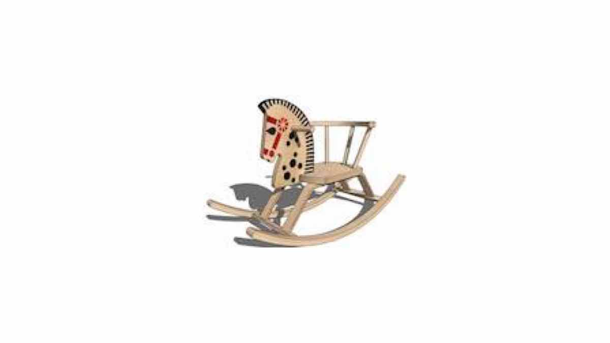 rocking horses,childrens rockers,diy,free woodworking plans,free projects,do it yourself