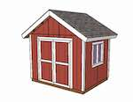 sheds,garden sheds,diy,free woodworking plans,free projects,do it yourself