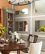 mirrored walls,free woodworking plans,instructions,diy,projects,home improvement