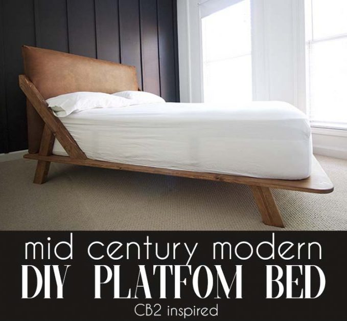 platform beds,diy,free woodworking plans,free projects,do it yourself