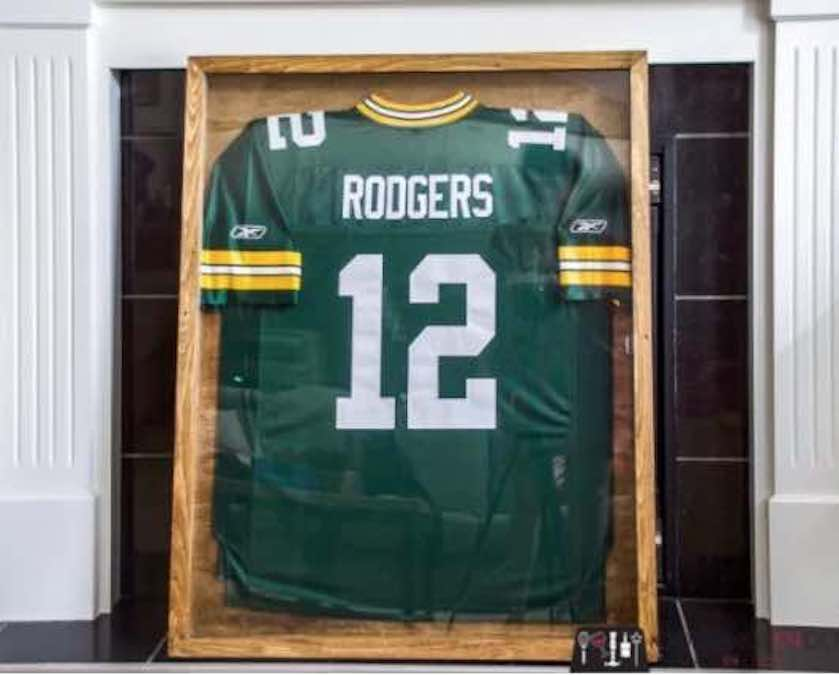 Free plans to build a Jersey Case Shadowbox.