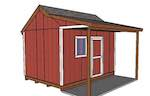 shed,garden sheds,diy,free woodworking plans,free projects,do it yourself