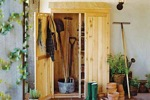 sheds,garden sheds,free woodworking plans,projects,tool sheds,outdoors,buildings,lean to,do it yourself,woodworkers