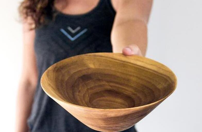 Bowl without a Lathe