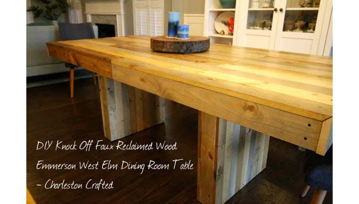 dining tables,kitchen tables,rustic,furniture,diy,free woodworking plans,free projects,do it yourself