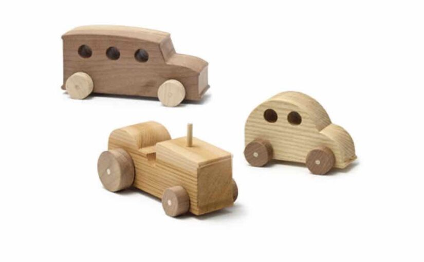 Classic Wooden Toys PDF