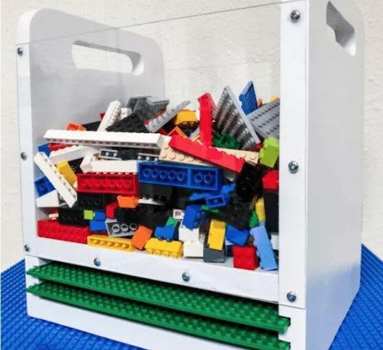 Lego Bin