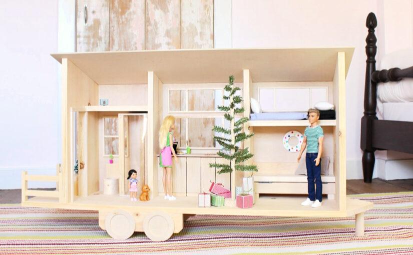 Tiny House Dollhouse