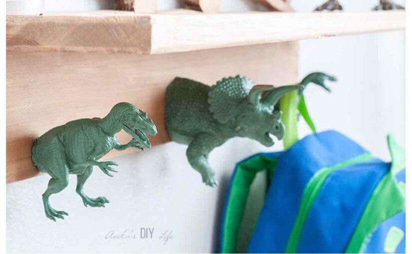 Dinosaur Shelf