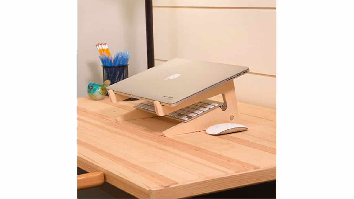 free woodworking plans, computer tablet stand