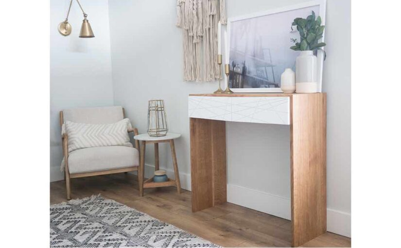 Waterfall Console Table PDF